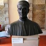 Bronze bust of Antonio Grimani (Andrea Briosco)