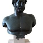 Bronze bust of Hadrian (Ludovico Lombardo)