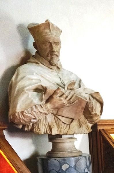 Bust of Cardinal Paolo Emilio Zacchia (1625, Algardi)