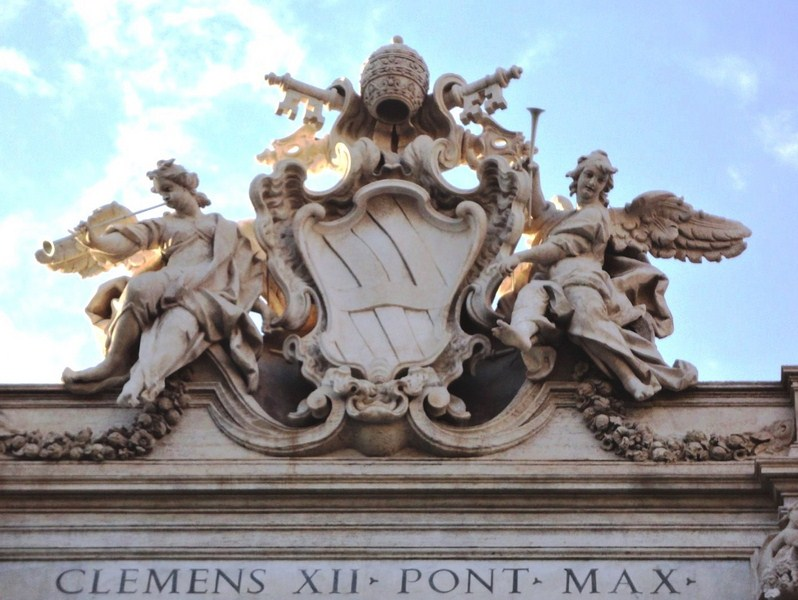 Coat-of-arms of Pope Clement XII