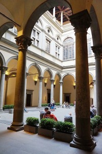 Cortile (Central Courtyard) (3)