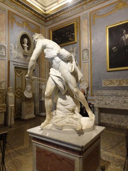 David (Gian Lorenzo Bernini, 1623)