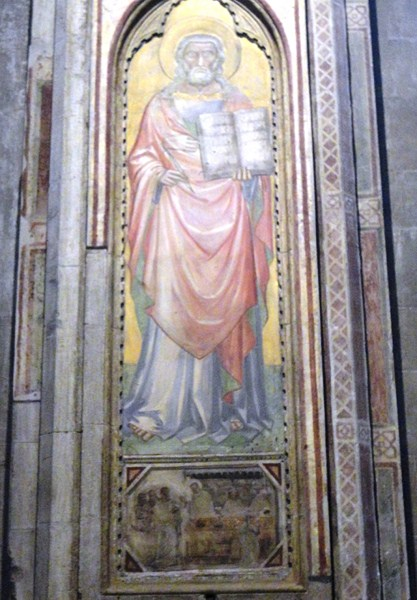 frescoes-of-saints-on-the-pillars-by-jacopo-dal-casentino-2
