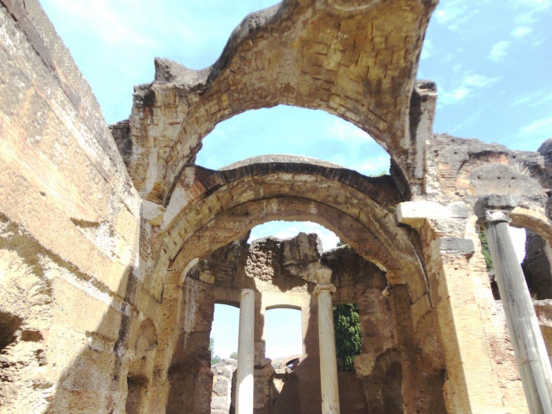 Frigidarium of the Great Bath