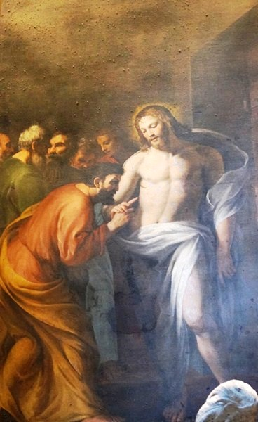 Incredulity of St Thomas (1633, Pietro Paolo Bonzi)