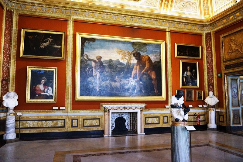 Pinacoteca (picture gallery)