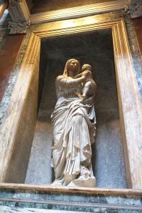 Madonna del Sasso (1524, Lorenzetto)