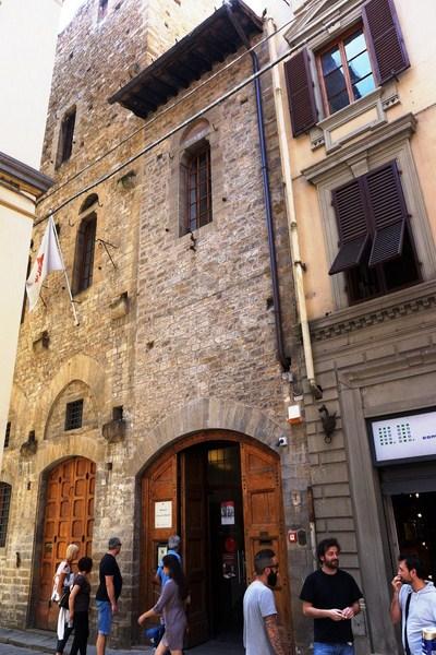 Museum of Dante House