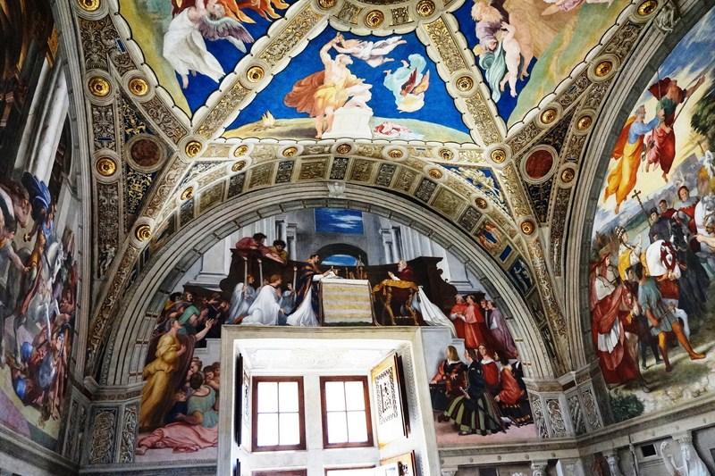 Room of Heliodorus (Stanza di Eliodoro)