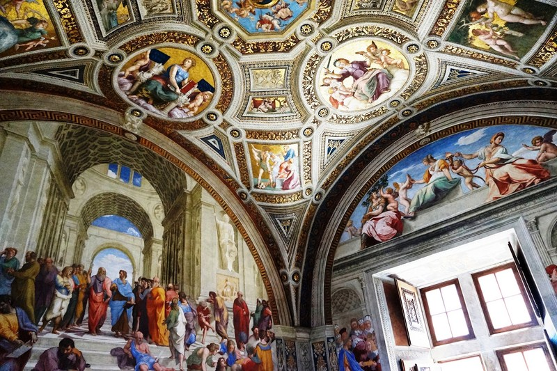 Room of the Signatura (Stanza della Segnatura)