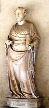 San Lucas Evangelista(Niccolò di Pietro Lamberti)