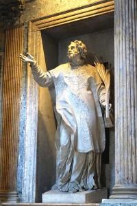 St. Anastasio (Bernardino Cametti)