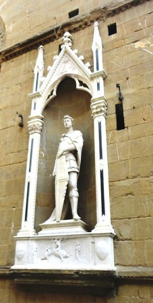 St. George (Donatello)