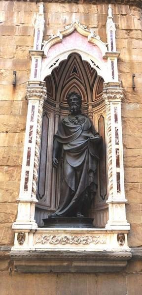 St. John the Baptist (Lorenzo Ghiberti)