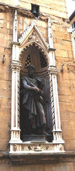 St. Luke (Giambologna)