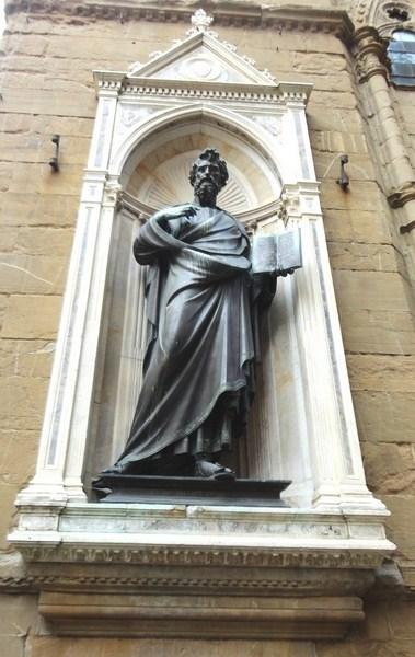 St. Matthew (Lorenzo Ghiberti)