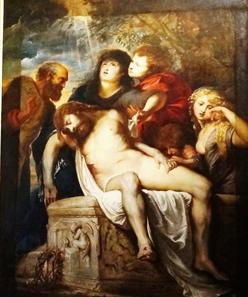 The Deposition (Peter Paul Rubens)