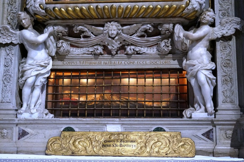 Tomb of St. Zacharias