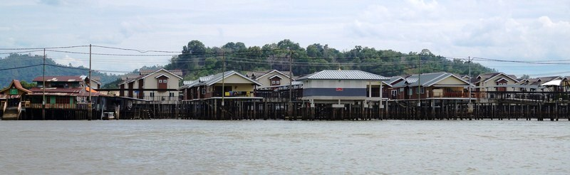 Kampong Ayer - The Water Village