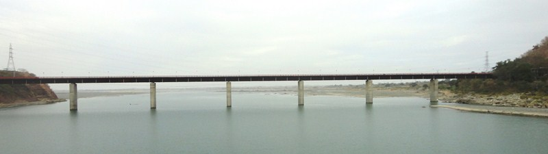 The new Quirino Bridge