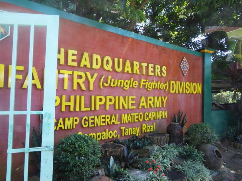 Camp Gen. Mateo Capinpin