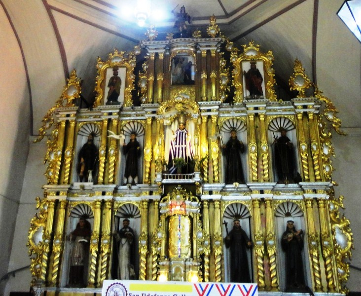 The main retablo